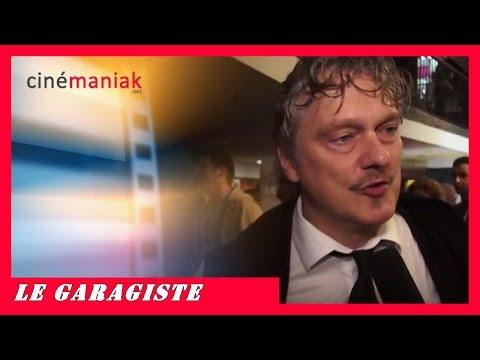 Le garagiste: Tapis rouge et entrevues avec les artistes du film ★★ Cinémaniak ★★
