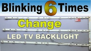 LED TV (ON/OFF & Blinking) Solved ...