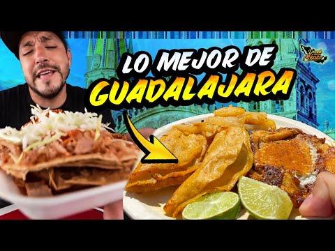 POZOLE y TORTAS AHOGADAS Nivel DIOS | Guadalajara Día 28 #DondeIniciaMexicoLRG