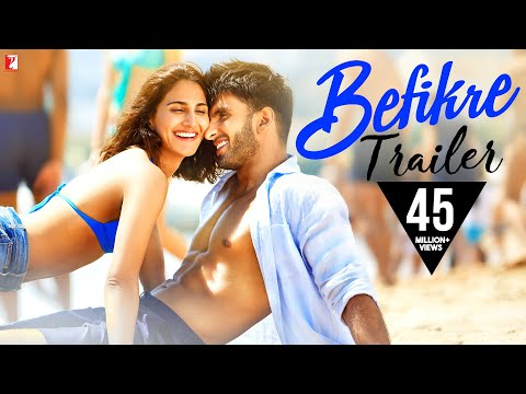 Befikre Official Trailer | Aditya Chopra |...