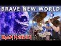 musica brave new world iron maiden krafta