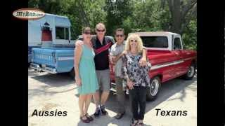 '65 Chevy Truck goes from Texans to Aussies