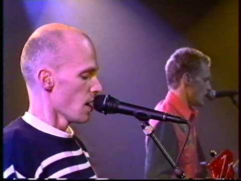 The Présidents of The USA  Peaches  LIVE TV 1995