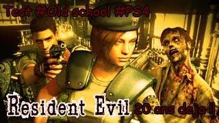 Resident Evil | TEST PS4 gameplay FR |