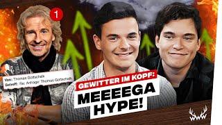 Gewitter im Kopf: MEGA-HYPE! • ANTWORT von GOTTSCHALK! | #WWW