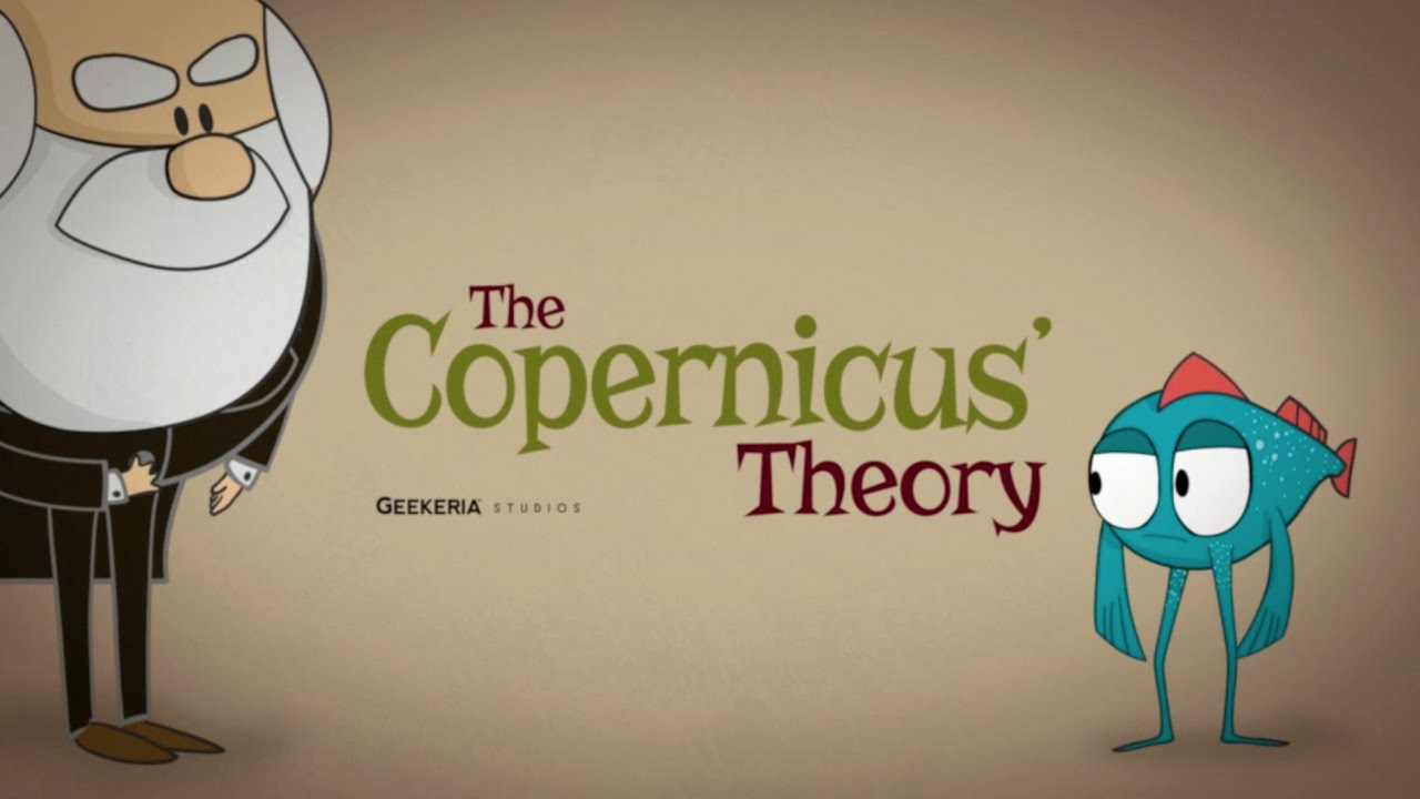 Pilot episode - The Copernicus Theory