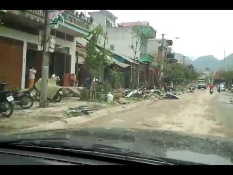 mưa đá mường khương Lào Cai