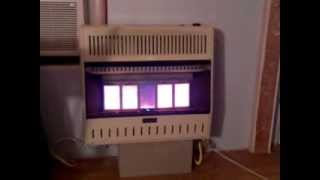 Propane LP Heater - Off Grid Homestead SHTF Economic Collapse