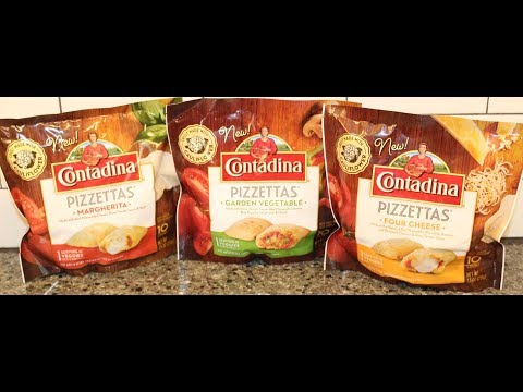 contadina-pizzettas:-margherita,-garden-vegetable-&-four-cheese-review