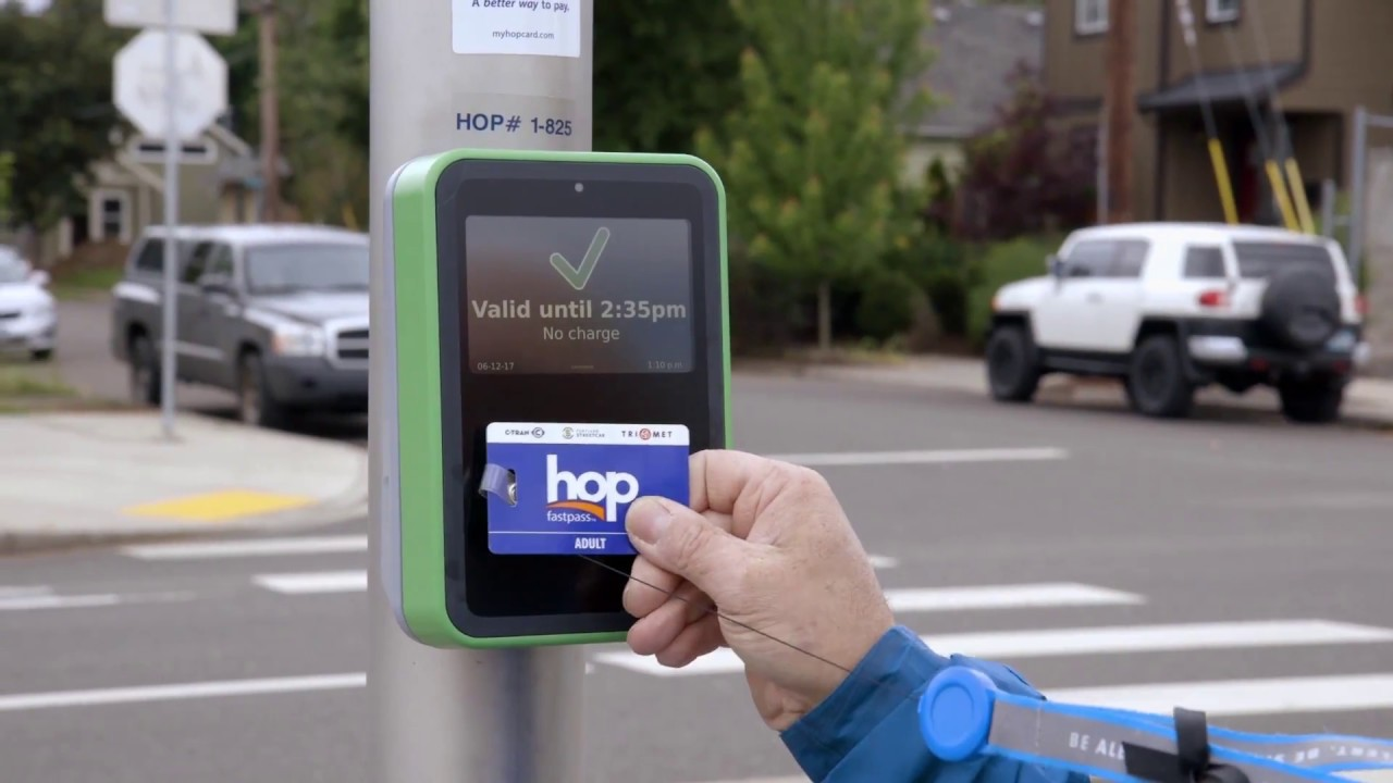 How to Use Hop: Tap and Go
