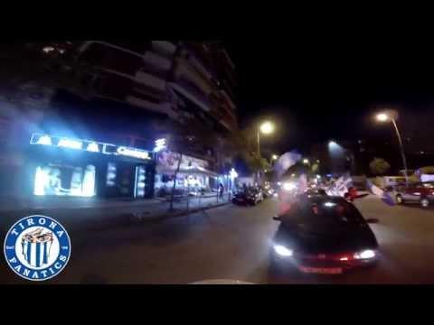 Tirona Fanatics 14/09/2014 (Tirona vs Elbasani 2-1)