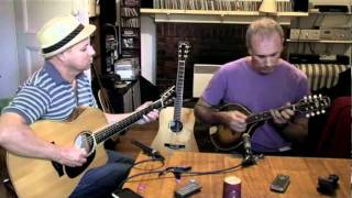 Sam and Adam - Black and White Rag, Dill Pickle rag
