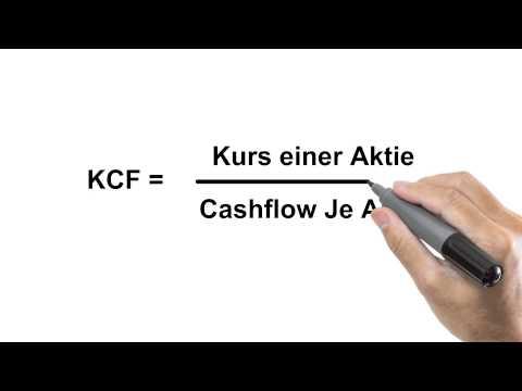 Cashflow & Kurs-Cashflow Verhältnis (KCF) einfach erklärtиз YouTube · Длительность: 1 мин4 с