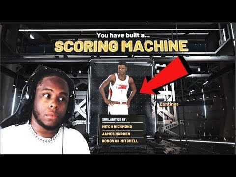 i made a *RARE* DEMIGOD build in nba 2K20..Best ALL AROUND Scoring build! best pg build nba 2k20!