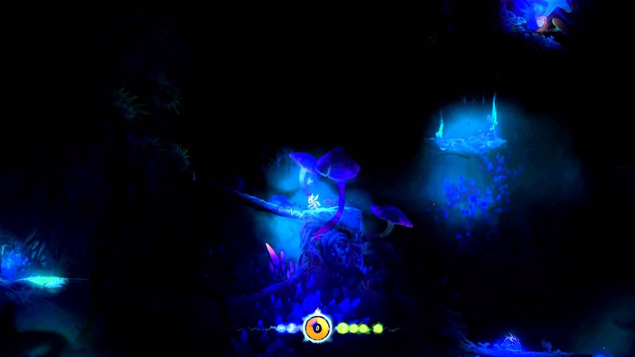 Ori And The Blind Forest Black Root Burrows Ost Before