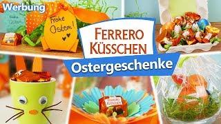 5 Geschenk Ideen zu Ostern | DIY Oster Überraschung mit Verlosung [BEENDET]| DIY Werbung