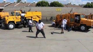 Street Sweeper Harlem Shake by Bill