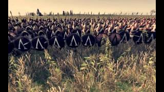 hoplite spartan phalanx: historical real tactics
