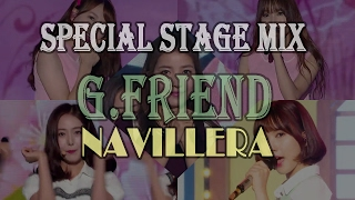 GFRIEND - Navillera @Show Music Core Stage Mix