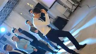 Жених отжигает! Лучший Танец Майкла Джексона на свадьбе!