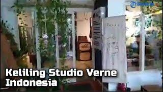 Keliling Studio Verne Indonesia, Brand kulit asal Surabaya yang sudah menjangkau nasional.