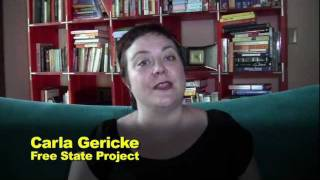 """Queen Quill"" Carla Gericke on The Free State Project"