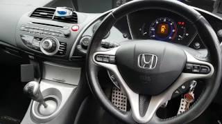 Honda Civic Hatchback EX 2.2 i CDTi (Nov 2008), Diesel