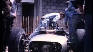 Formula1 1962 -  France Race Review Rouen *Castrolfilm* Part1
