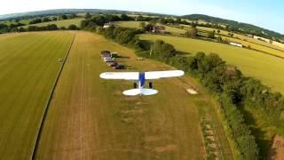 fpv air to air video e flite carbon z cub from fpv250 250mm mini quadcopter