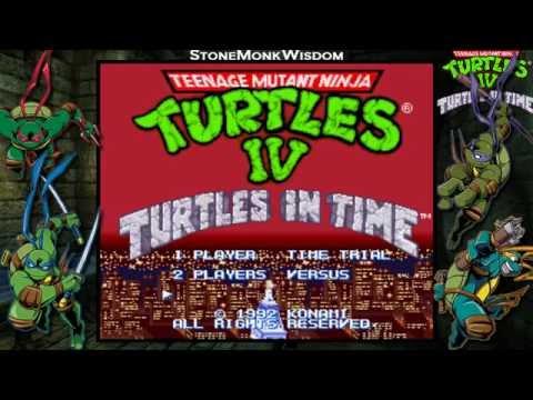 Teenage Mutant Ninja Turtles show