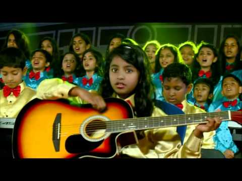 Make Me a Channel of Your Peace-St.Francis school Choir, Bangalore.