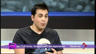 """""""El rincón de Miguel Herrero"""" El humor en TV (3) 10/6/11"""