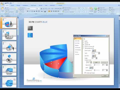 how-to-use-gradient-stop-in-a-3d-pie-chart