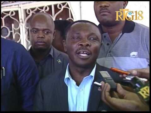 Haïti.- Le Ministre de l'Environnement a rencontré les maires des 8 communes.