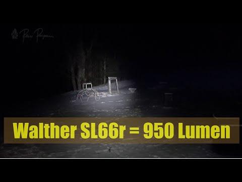 Walther PRO SL66r = 950 Lumen