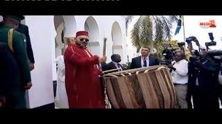 كافيهفن و منوعات  ملك المغرب في فيديو أفريقي يتصدر وسائل التواصل الاجتماعي