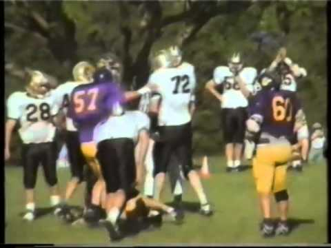 Qld Gridiron Football League Cougars v Pirates 1997 2
