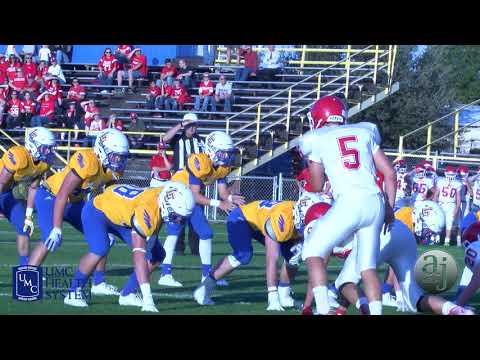 Lubbock Christian School vs. Sacred Heart Football Highlights