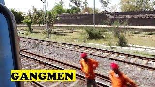 Gangmen Watch WAP5 Bhopal Shatabdi Rattle Karari