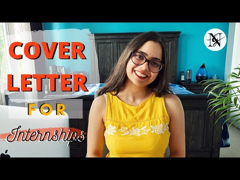 How To Write A Cover Letter For A Research Internship - ( With Example | Step-By-Step)