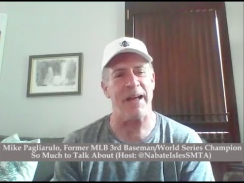 Download So Much to Talk About: Mike Pagliarulo (Former MLB 3B & World Series Champion)