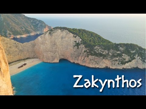 30 - Backpacking Greece: A Journey to Zakynthos