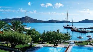 видео Отель Porto Elounda Golf and Spa Resort 5* (Порто Элунда Гольф и Спа Резорт), Крит, Лассити, Элунда, Греция