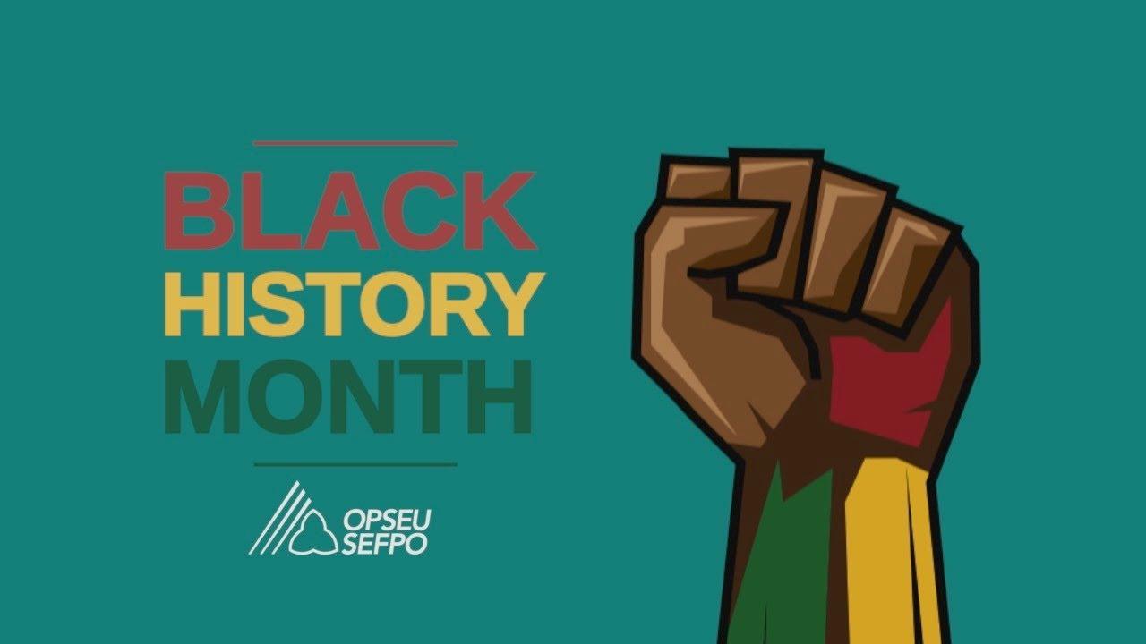 Black History Month - Kareen Marshall