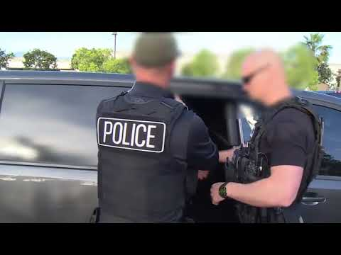 DFN:ICE Arrests Criminal Aliens During Operation No Safe Haven 2018, DC, UNITED STATES, 04.16.2018