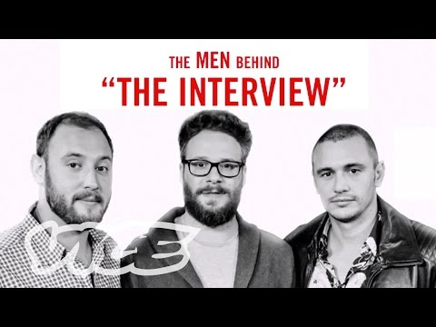 "VICE Meets The Men Behind ""The Interview"""