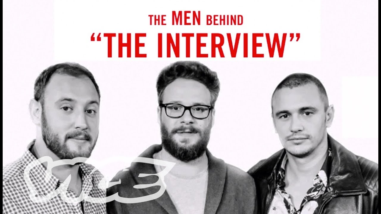 """VICE Meets The Men Behind """"The Interview"""""""