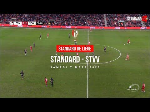 Standard Liege St. Truiden Goals And Highlights