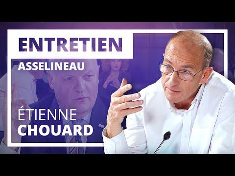 Étienne Chouard - François Asselineau : L'entretien - UPR TV
