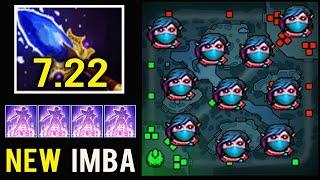 NEW IMBA 7.22 SCEPTER TA Global TP vs Anti Mage Crazy Gameplay Top Pro Dota 2